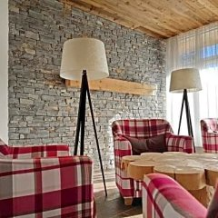 Sunstar Hotel Davos интерьер отеля