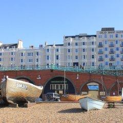 The Old Ship Hotel с домашними животными