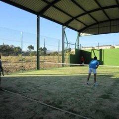 Hotel Rural Tierra de Lobos спортивное сооружение