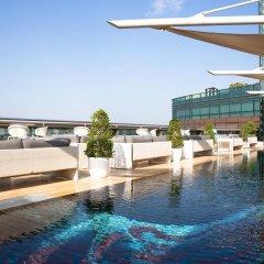 Отель Jumeirah Creekside Дубай бассейн