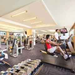 Отель Centre Point Sukhumvit 10 фитнесс-зал фото 4