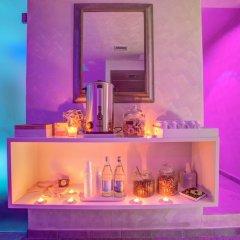 Отель Ferretti Beach Resort Римини ванная фото 2