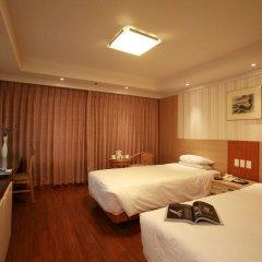 Отель Capital Itaewon Сеул комната для гостей