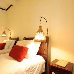 Отель Lotus Villa сейф в номере