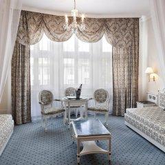 Отель Ambassador Zlata Husa Прага комната для гостей фото 3