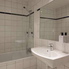 Отель Scandic Victoria Норвегия, Лиллехаммер - отзывы, цены и фото номеров - забронировать отель Scandic Victoria онлайн ванная фото 2