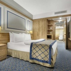 Отель La Blanche Island Bodrum - All Inclusive комната для гостей фото 2