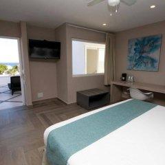 Отель Xcala Illusion Express Мексика, Плая-дель-Кармен - отзывы, цены и фото номеров - забронировать отель Xcala Illusion Express онлайн комната для гостей фото 5