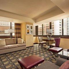 Отель Sheraton New York Times Square США, Нью-Йорк - 1 отзыв об отеле, цены и фото номеров - забронировать отель Sheraton New York Times Square онлайн интерьер отеля фото 3