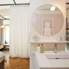 Отель Urbanauts Австрия, Вена - отзывы, цены и фото номеров - забронировать отель Urbanauts онлайн ванная фото 2