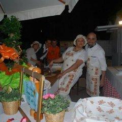 Hotel Villa Del Parco Римини помещение для мероприятий фото 2
