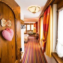 Отель Daniela Швейцария, Церматт - отзывы, цены и фото номеров - забронировать отель Daniela онлайн интерьер отеля фото 2