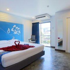Отель Days Inn by Wyndham Patong Beach Phuket Таиланд, Карон-Бич - 1 отзыв об отеле, цены и фото номеров - забронировать отель Days Inn by Wyndham Patong Beach Phuket онлайн комната для гостей фото 3