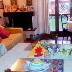 Отель B&b Al Giardino Di Alice Перуджа в номере