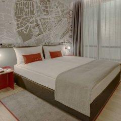 Отель IntercityHotel Braunschweig Германия, Брауншвейг - отзывы, цены и фото номеров - забронировать отель IntercityHotel Braunschweig онлайн комната для гостей фото 4