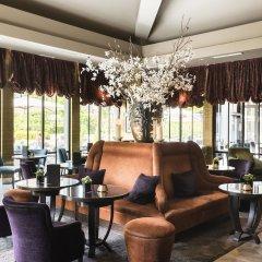 Hotel Dukes' Palace Bruges гостиничный бар