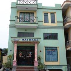 Hai Dang Hostel Халонг вид на фасад