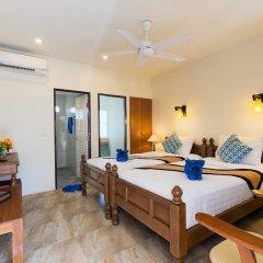 Batic House By Sharaya Hotel комната для гостей фото 5