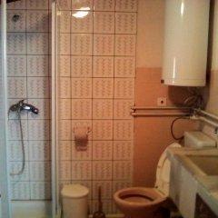 Отель Chapov Guest Rooms Смолян ванная
