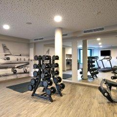 Atlantic Hotel Airport фитнесс-зал фото 2