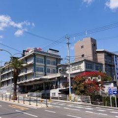 Отель ONIYAMA Беппу парковка