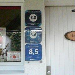 Отель Pension Schlafstuhl Ашхайм развлечения