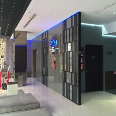 Отель Bliss Singapore Сингапур интерьер отеля