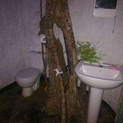 Отель Yala Wild House ванная