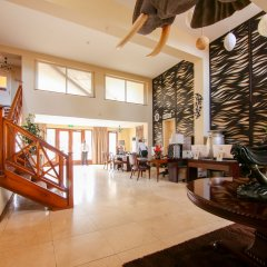 Best Western Plus Accra Beach Hotel интерьер отеля