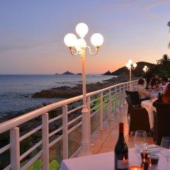 Отель Dolce Vita Франция, Аджассио - отзывы, цены и фото номеров - забронировать отель Dolce Vita онлайн пляж