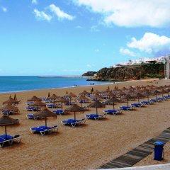Отель Sol e Mar Португалия, Албуфейра - 1 отзыв об отеле, цены и фото номеров - забронировать отель Sol e Mar онлайн пляж фото 2