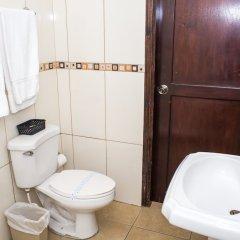 Отель Verona Гондурас, Сан-Педро-Сула - отзывы, цены и фото номеров - забронировать отель Verona онлайн ванная