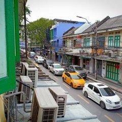 Отель Santo House Таиланд, Бангкок - отзывы, цены и фото номеров - забронировать отель Santo House онлайн балкон