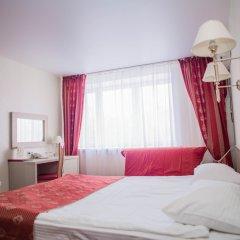 Гостиница Амакс Юбилейная 3* Стандартный номер с двуспальной кроватью фото 3