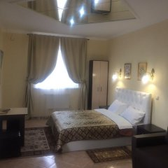 Гостиница Александрия-Домодедово комната для гостей фото 17