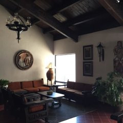 Отель Parador Santa Cruz Мексика, Креэль - отзывы, цены и фото номеров - забронировать отель Parador Santa Cruz онлайн развлечения