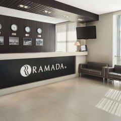 Гостиница Рамада Москва Домодедово интерьер отеля