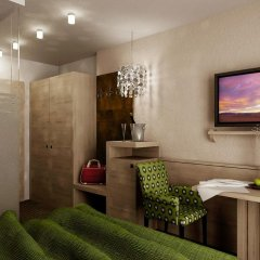 Hotel Garni Hubertus Меран удобства в номере