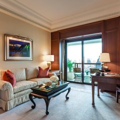 Отель The Peninsula Bangkok Таиланд, Бангкок - 1 отзыв об отеле, цены и фото номеров - забронировать отель The Peninsula Bangkok онлайн комната для гостей фото 3