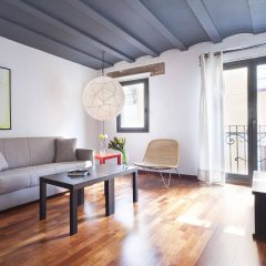 Апартаменты Inside Barcelona Apartments Esparteria комната для гостей фото 4