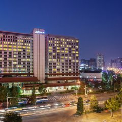 Beijing Royal Grand Hotel городской автобус