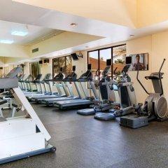 Отель Radisson Blu Hotel & Resort ОАЭ, Эль-Айн - отзывы, цены и фото номеров - забронировать отель Radisson Blu Hotel & Resort онлайн фитнесс-зал
