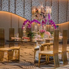 Отель W Dubai The Palm Дубай вид на фасад фото 2