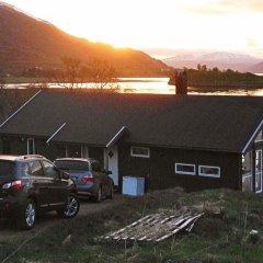Отель Troms парковка