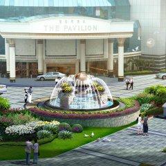 The Pavilion Hotel Shenzhen парковка