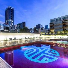 Отель Nh Collection Mexico City Reforma Мехико бассейн