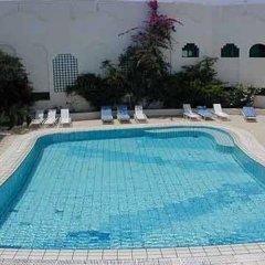 Отель Baya Beach Aqua Park Resort & Thalasso Тунис, Мидун - отзывы, цены и фото номеров - забронировать отель Baya Beach Aqua Park Resort & Thalasso онлайн спортивное сооружение