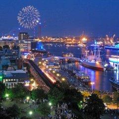 Отель Ibis Hamburg City Германия, Гамбург - 2 отзыва об отеле, цены и фото номеров - забронировать отель Ibis Hamburg City онлайн городской автобус