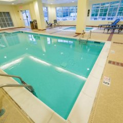 Отель Vicksburg Inn & Suites бассейн