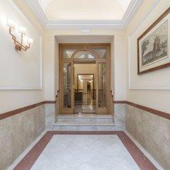 Отель Villa Borghese Roomy Flat интерьер отеля